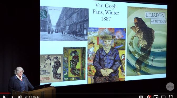 """Artist Profiles: """"Van Gogh & Gaughin"""" Controversy Anaylized By Author Bernadette Murphy (National Gallery Video)"""