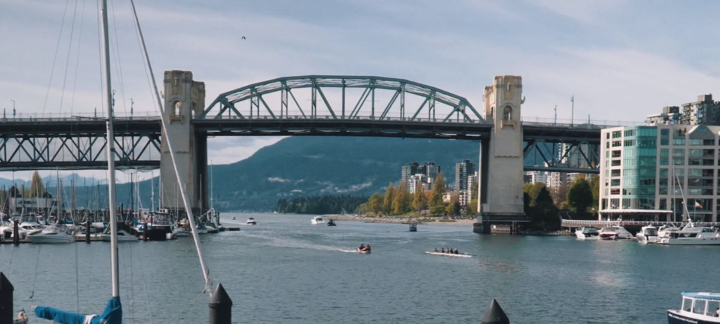 Vancouver Crossing Travel Video by Wilkim Tan 2019