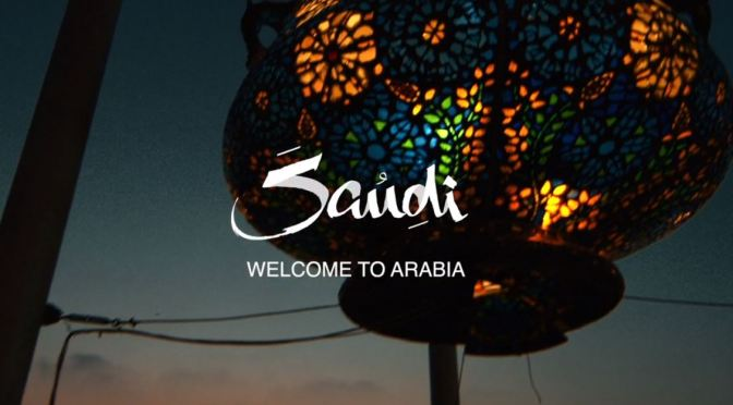 "Travel Videos: ""Welcome To Arabia"" In Jeddah, Saudi Arabia Directed By Caspar Daniël Diederik (2019)"