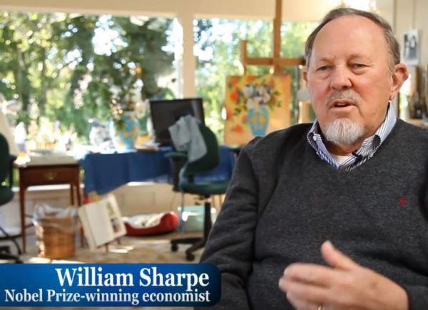 William Sharpe Nobel Prize Winning Economist