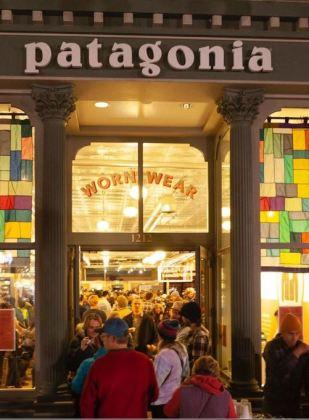 Worn Wear Patagonia stores