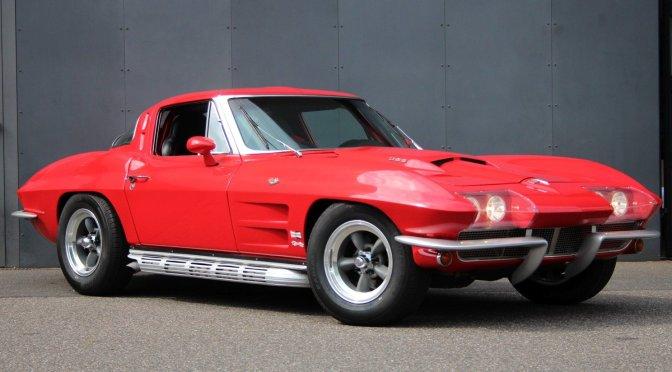 "1960's Classic Cars: ""1963 Chevrolet Corvette Split-Window"" (Classic Driver)"