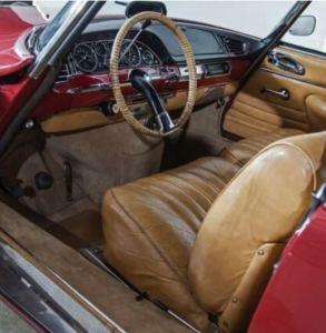 1966 Citroen DS 21 Interior Classic Driver