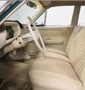 1968 Ford Falcon Futura Wagon Interior Classic Cars