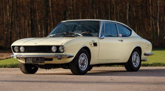 """Classic Car Nostalgia: """"1970 Fiat Dino 2400 Coupé"""""""