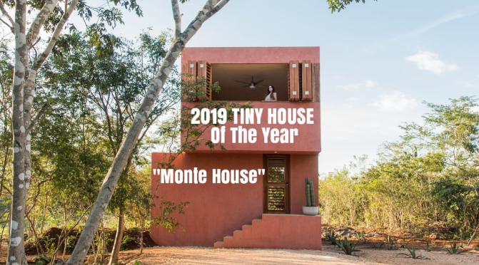 "Architecture: ""Monte House"" By TACO Is ""2019 Tiny Home Of The Year"" (Dwell)"
