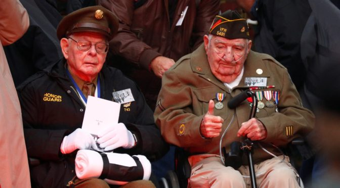 WW II Tribute: 75th Anniversary Of The Battle Of The Bulge Celebrated (PBS Podcast)