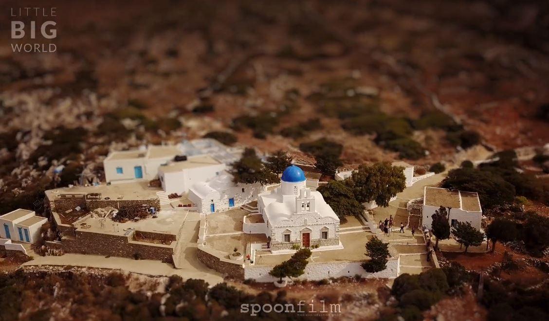 Amazing Amorgos Greece Timelapse Travel Video by Joerg Daiber 2019