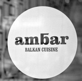 Ambar Balkan Cuisine Washington DC logo