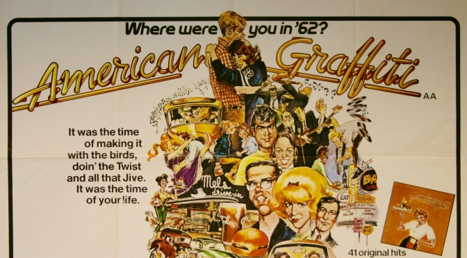 "1970's Movie Nostalgia: Soundtrack Music From ""American Graffiti"" (1973)"