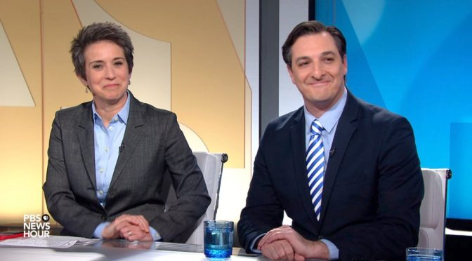 Top Political Podcasts: Amy Walter And Domenico Montenaro Discuss 2020 Election Issues (PBS)