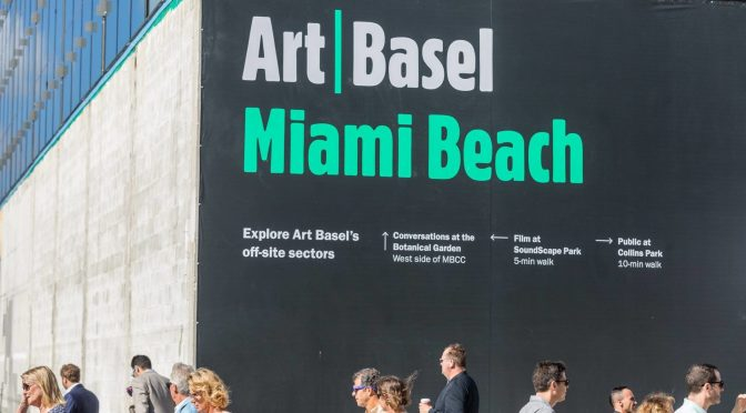 "Top Exhibitions: ""Art Basel Miami Beach 2019"" (Dec 3-8)"