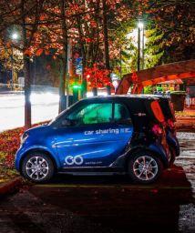 Avant2Go Electric Car Sharing Slovenia