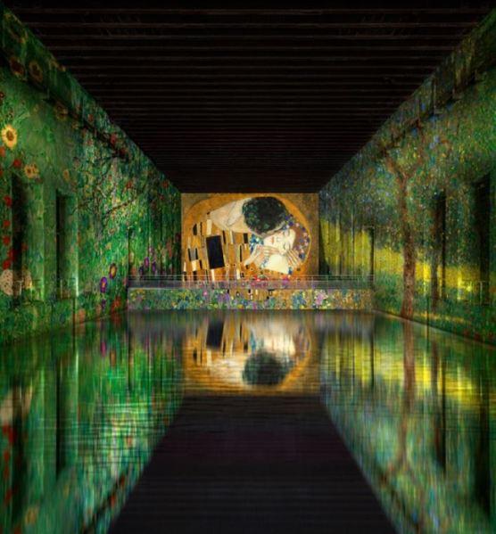 Bassins de Lumières Digital Art Center Bordeaux France April 2020 Opening
