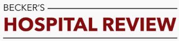 Becker's Hosptial Review logo