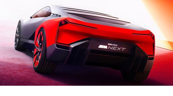 "Future Of Mobility: BMW Design Chief Talks About Brand's ""Vision M NEXT"" Car Technology (Video)"