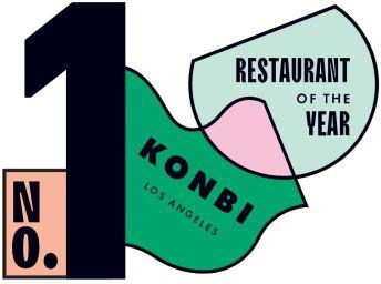 Bon Appetit Restaurant of the Year Konbi Los Angeles