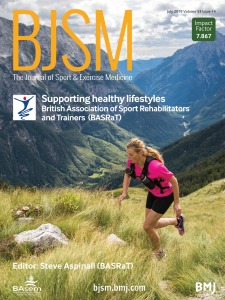 British Journal of Sport & Exercise Medicine