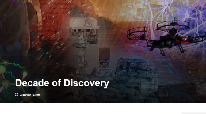 "Science & Technology: Reviewing Caltech's ""Decade Of Discovery"""