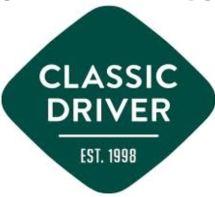 Classic Driver logo