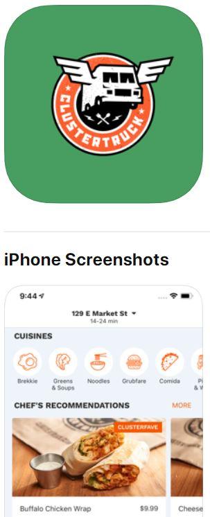 ClusterTruck Online app