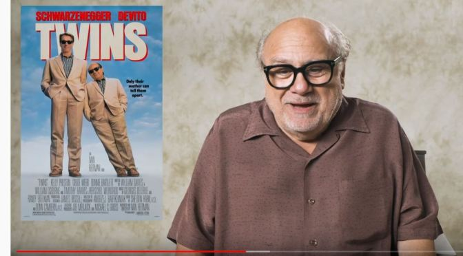 "Actor Video Profiles: Danny DeVito On His ""Most Iconic Characters"" (GQ)"