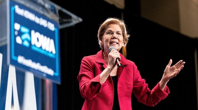 Top Political Podcasts: In-Depth Interview With Sen. Elizabeth Warren (NYT)