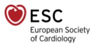 European Society of Cardiology logo