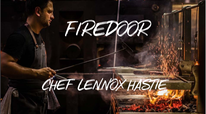 "Top Restaurants: Sydney's ""Firedoor"" Leads Fiery ""Australian BBQ"" Trend"