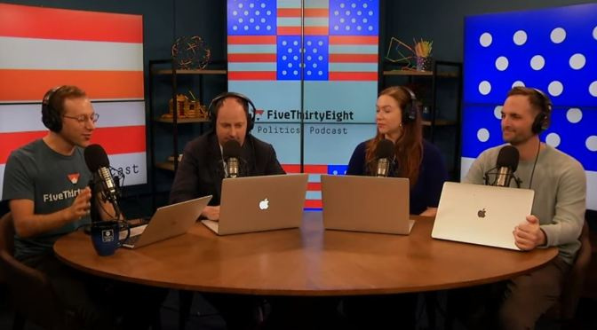 """Top Podcasts: """"The Biggest Political Moments Of 2019"""" (FiveThirtyEight)"""