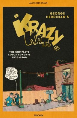 George Herriman's Krazy Kat The Complete Color Sundays 1935-1944 Taschen