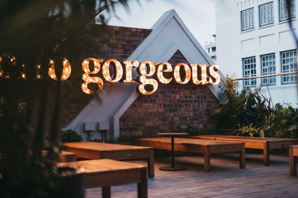 Gorgeous George Hotel Cape Town South Africa