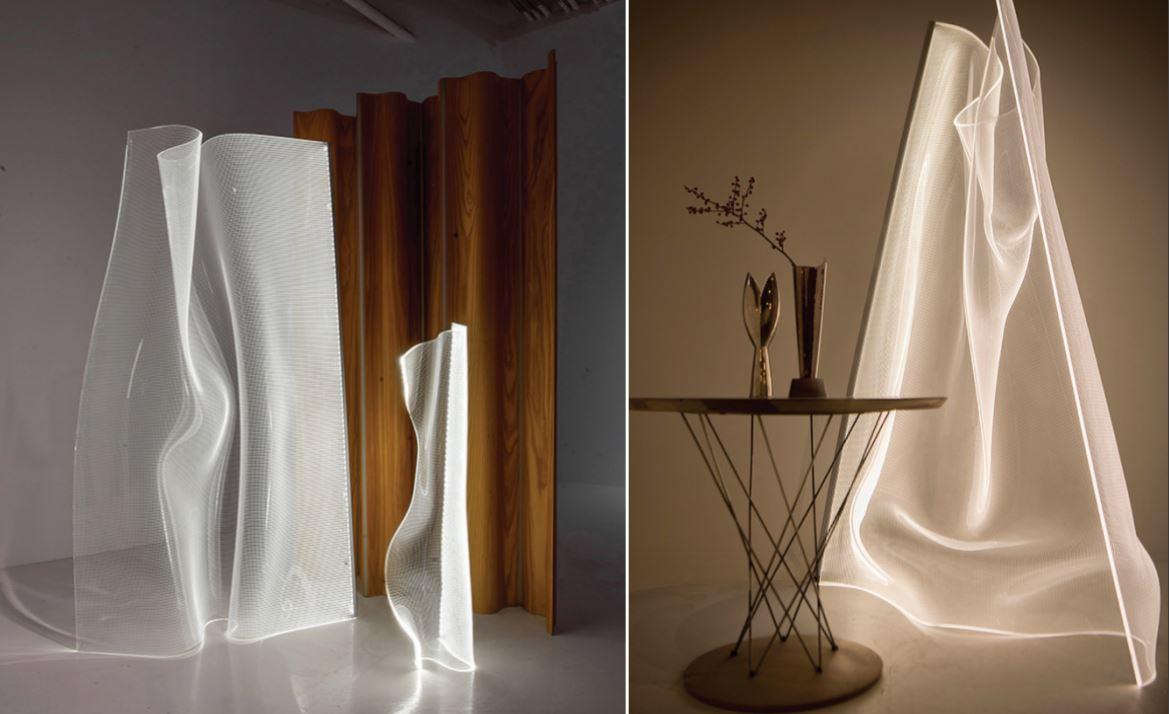 Gweilo Lighting Sculptures Partisans Design