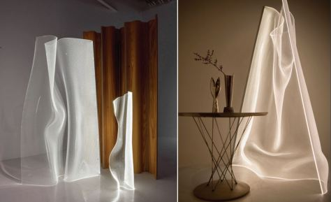 Gweilo Lighting Sculptures Partisans Design