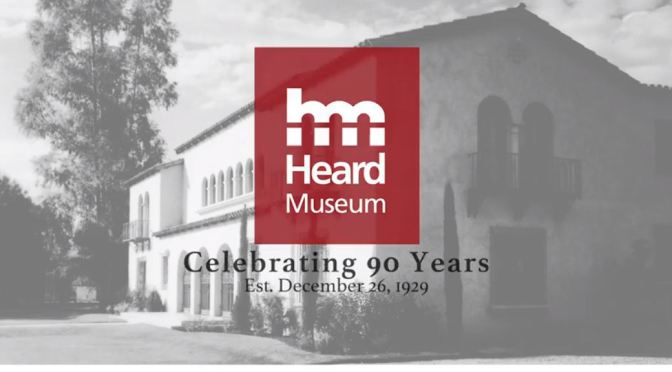 History & Culture: Heard Museum Of American Indian Art In Phoenix Celebrates 90 Years