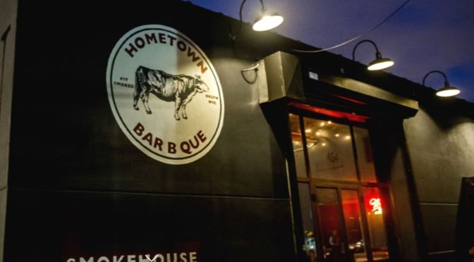 "Restaurants: ""Hometown Bar-B-Que"" In Brooklyn Is NY's Best BBQ (Bon Appétit)"
