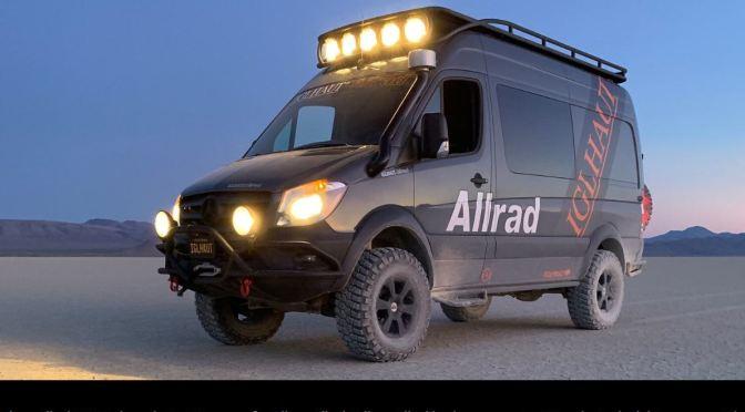 """Top Camper Vans: """"Iglhaut Allrad USA"""" – """"All-Wheel Drive Off-Road Reliability"""""""
