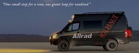 Iglhaut Allrad USA Mercedes Offroad Vans