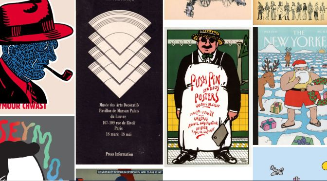 "Top Graphic Designers: 88-Year Old Seymour Chwast ""The First Postmodernist"""