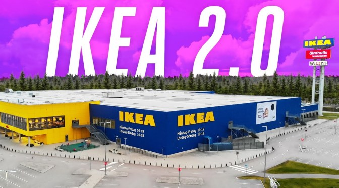 """Technology: Ikea Is """"Picking Winners, Setting Trends"""" In Smart Home Market (The Verge Video)"""