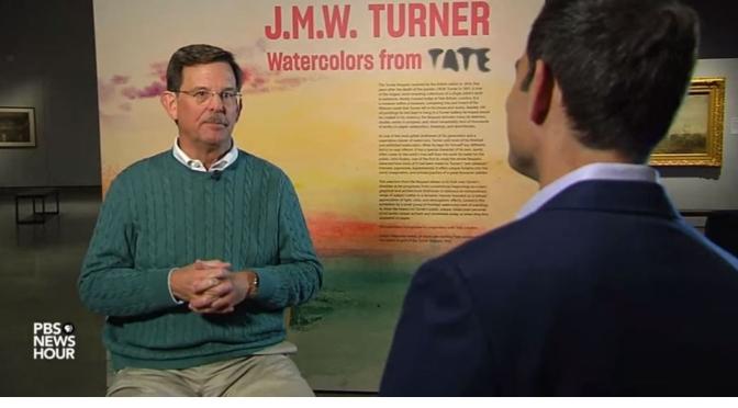 "Art Videos: ""J.M.W. Turner – Watercolors From Tate"" At Mystic Seaport Museum"