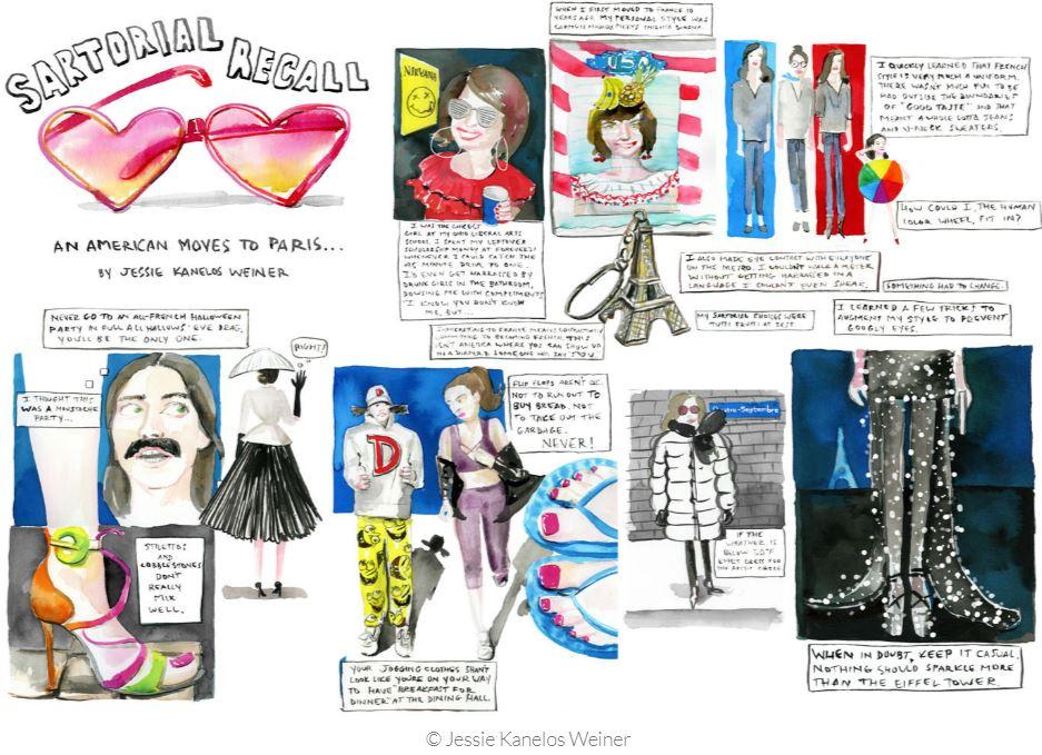 Jessie Kanelos Weiner Illustrations