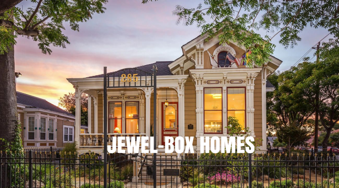 "Housing Trends: ""Empty-Nester"" Boomers   Are Now Downsizing To Luxury ""Jewel-Box Homes"" (WSJ)"