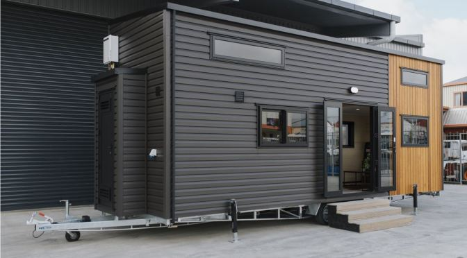 "Future Of Housing: Two-Bedroom ""Kingfisher Tiny House"" From ""Build Tiny"""