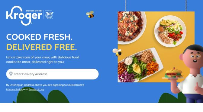 Food Trends: Kroger Launches Meal Delivery With ClusterTruck