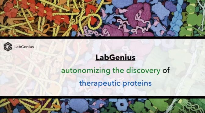"""Podcasts: """"LabGenius"""" CEO James Field On AI/Machine Learning Discovering New Medicines (Babbage)"""