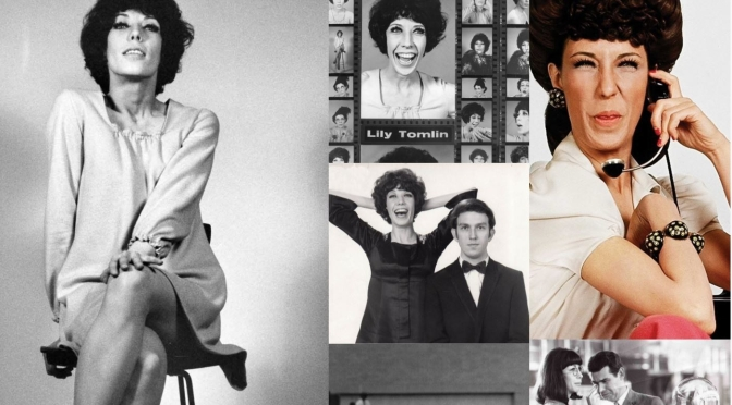Interviews: 80-Year Old Lily Tomlin Opens Up On Her Long Career (NY Times)