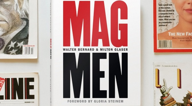 "Top New Media Books: ""Mag Men – Fifty Years Of Making Magazines"""