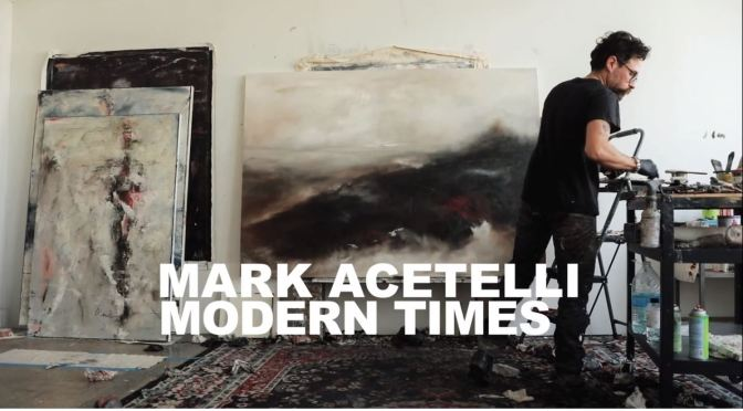 "Artist Video Profiles: ""Mark Acetelli – Modern Times"" (EMS Legacy Films)"