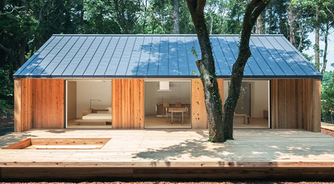 "Homebuilding Trends: Japanese Prefab ""Yō no Ie (Sun House)"" By MUJI Is Durable And Efficient"